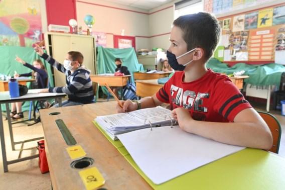 Van Gucht: 'Heropening scholen niet helemaal zonder risico'