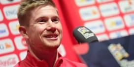 """Kevin De Bruyne over de Nations League: """"De eindronde is nog ver weg, ik weet zelfs niet wanneer die gespeeld wordt"""""""