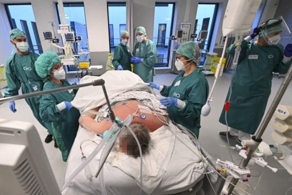 Minder ziekenhuisopnames, meer overlijdens