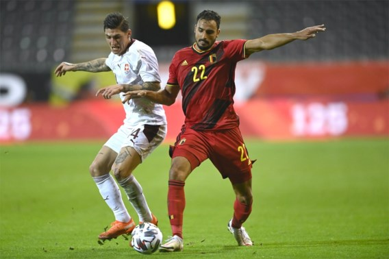 Nacer Chadli schiet ex-club Standard financieel te hulp