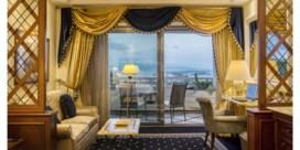 Rome ' Rome Cavalieri, A Waldorf Astoria Hotel, kamer 547