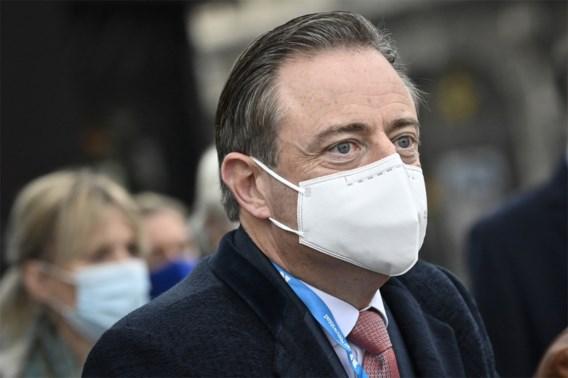 Bart De Wever herkozen als voorzitter van N-VA