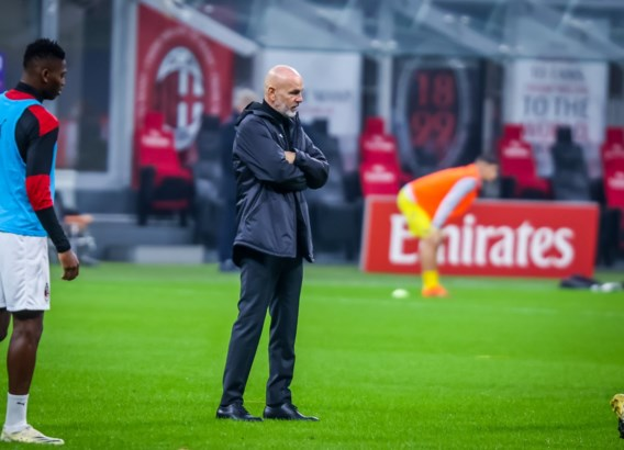 AC Milan-coach Stefano Pioli test positief op coronavirus