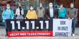 11.11.11 verlengt campagne wegens lage opbrengst