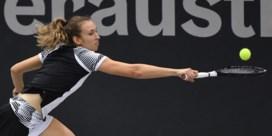 Elise Mertens verliest finale WTA-tornooi Linz
