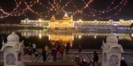 In donkere dagen brengt 'Diwali' het licht