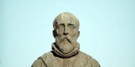 Dieven stelen kluis met boeken Justus Lipsius
