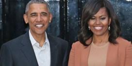 Obama past voor plaats in regering Biden: 'Michelle zou me verlaten'