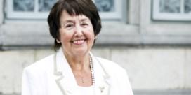 Radiopresentatrice Lutgart Simoens overleden