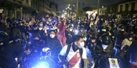 Peruaanse parlement wilt mensenrechtenactivist niet als president