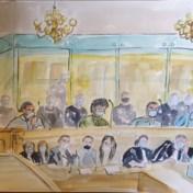 Terrorist Thalys staat terecht in Parijs