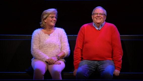 Het enige publiek van <I>De slimste mens</I>: 'Mijn lach werkt blijkbaar aanstekelijk'