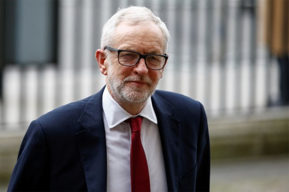 Labour heft schorsing ex-leider Jeremy Corbyn op