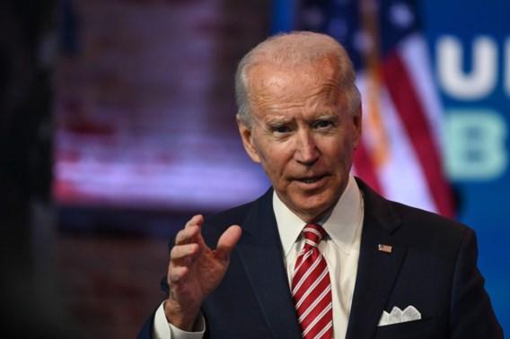 Joe Biden: 'Weigering Trump om mee te werken kan tot nog meer coronadoden leiden'