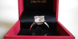 Ring van 80.000 euro te koop bij FOD Financiën