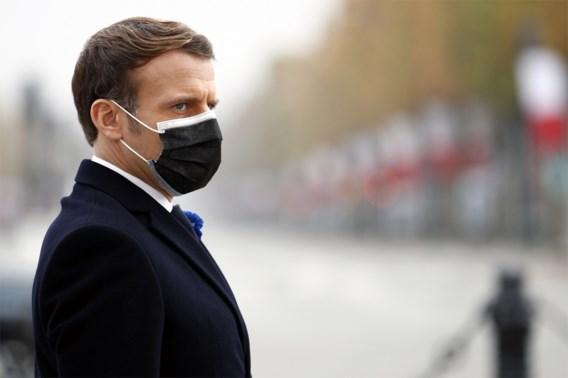 En toen belde Macron zelf naar de redactie