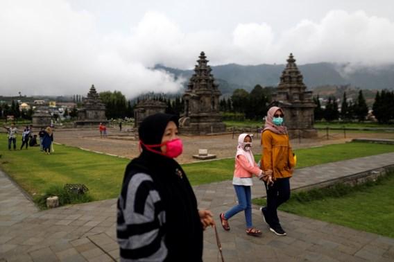 Vijf doden door aardverschuiving op Indonesische eiland Java