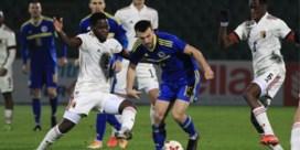 Beloften missen EK na 3-2-nederlaag tegen Bosnië-Herzegovina
