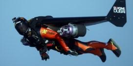 Franse 'Jetman' omgekomen tijdens training
