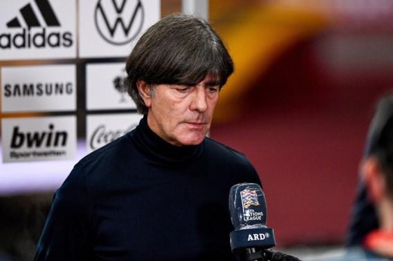Joachim Löw blijft bondscoach van Duitsland na pandoering in Spanje