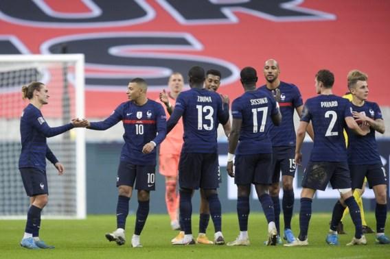 Vier landen blijven over in Nations League, Rode Duivels kennen op 3 december tegenstander in halve finale