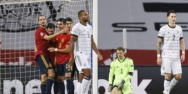 Spanje naar Final Four na 6-0 tegen Duitsland: grootste nederlaag ooit voor Mannschaft