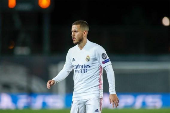 Goed nieuws voor Eden Hazard: eindelijk negatief op corona en weer op trainingsveld bij Real Madrid