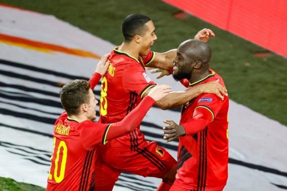 Rode Duivels naar Final Four na 4-2-winst tegen Denemarken