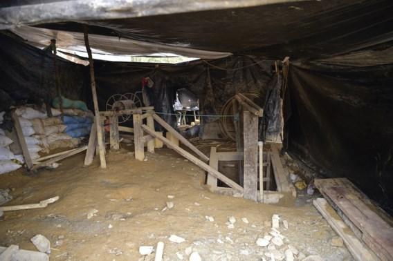 Minstens vijf doden bij instorting illegale mijn in Ecuador