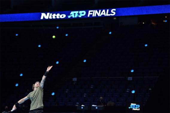 Andrey Rublev verlaat ATP Finals met zege tegen Dominic Thiem