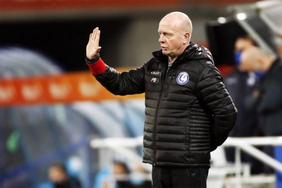 AA Gent ziet ook assistent-coach Balette positief testen op corona