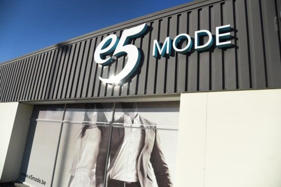 E5 Mode vraagt gerechtelijke reorganisatie aan