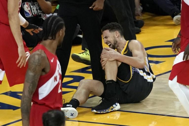 Van de hemel naar de hel: NBA-spelers treuren om nieuw dramatisch nieuws voor collega Klay Thompson