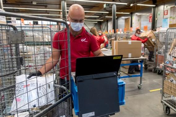 Bpost kan pakjesstroom niet meer aan: sommige klanten moeten pakjes zelf ophalen