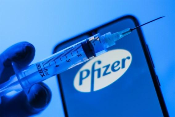 België koopt 5 miljoen vaccins van Pfizer