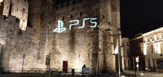 Playstation gebruikt Gentse monumenten als reclamepaneel: 'Dit moet stoppen'