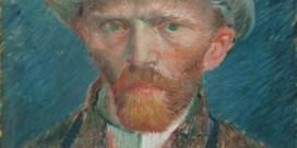 Onder Van Goghs vernis