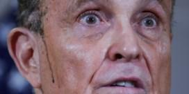 'Grote Rudy Show' is poging totpolitieke beïnvloeding