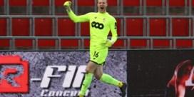 Standard vermijdt nederlaag tegen Eupen dankzij doelpunt van doelman Arnaud Bodart