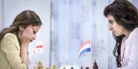 Als de koningin de koning schaak zet