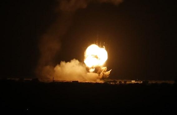 Israël bombardeert Hamas-doelwitten in Gaza