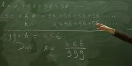 Leraars in spe halen lat voor Frans en wiskunde vaak niet