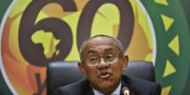 FIFA schorst sjoemelende voorzitter van Afrikaanse voetbalbond voor vijf jaar