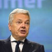 Reynders noemt het 'catastrofaal' dat enkele Franstalige regeringsleden amper Nederlands spreken
