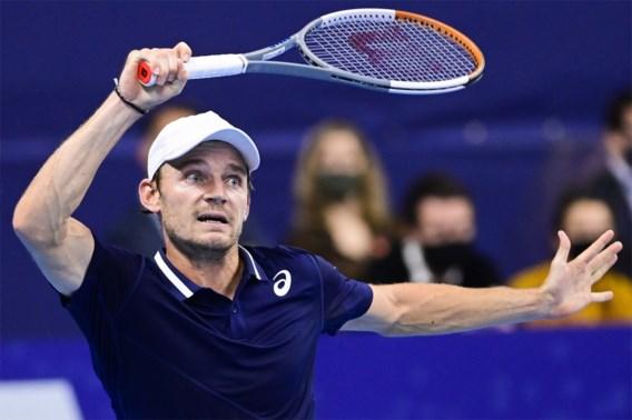 Ranking wijzigt niet na ATP Finals, David Goffin sluit seizoen af als nummer 15