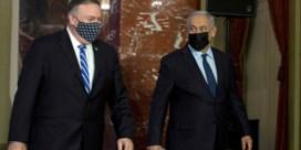 Netanyahu had zondag geheime ontmoeting met Saudische kroonprins en Pompeo