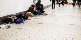 Daklozen in Brussel krijgen 'attest van niet-huisvesting' voor avondklok