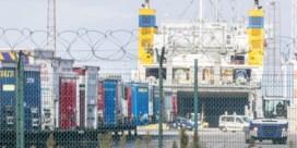 Zeebrugge legt rond haven cameraschild aan