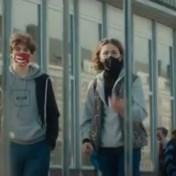 Tv-spotje moet scholieren motiveren om coronamaatregelen te blijven volgen