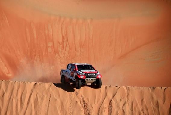 Elf Belgen starten op 3 januari in Saoedi-Arabië aan 43ste Dakar
